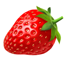 strawberry_PNG89